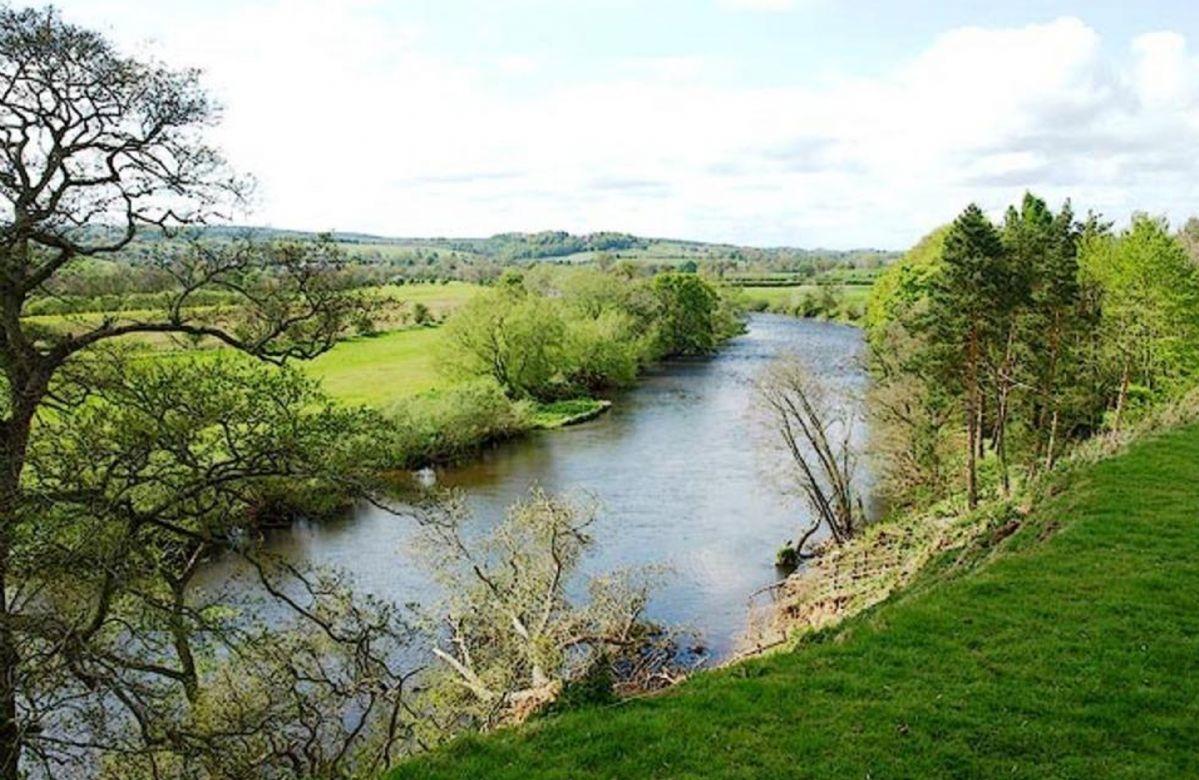 The Eden, near Daleraven, Glassonby