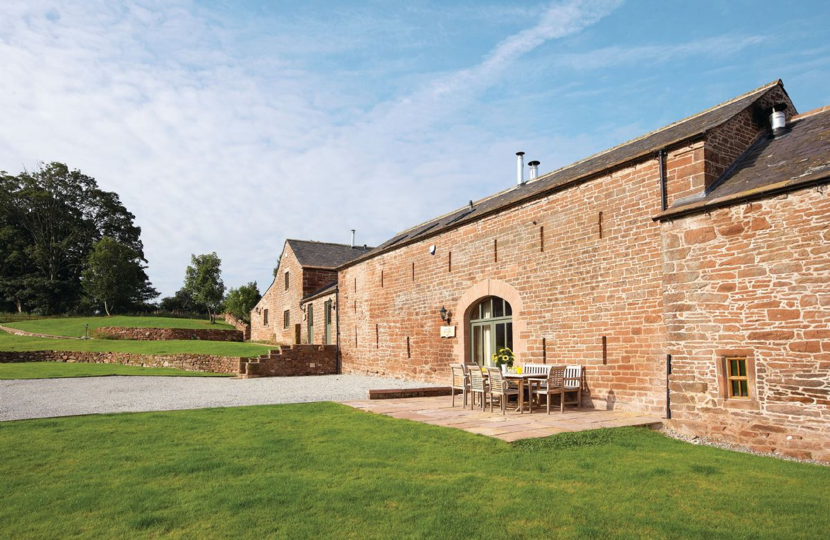 Glassonby Old Hall is in an ideal location for an outdoor break in Cumbria, with numerous walks nearby