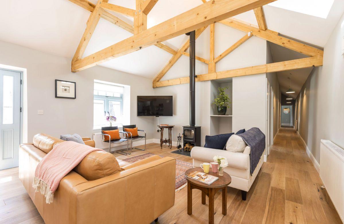 Bower Cottage: Ground floor sitting room
