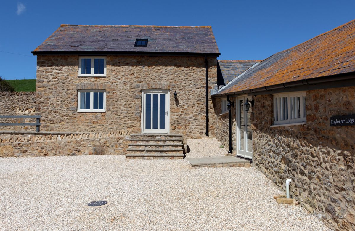 Clayhanger Lodge is situated in an idyllic rural location