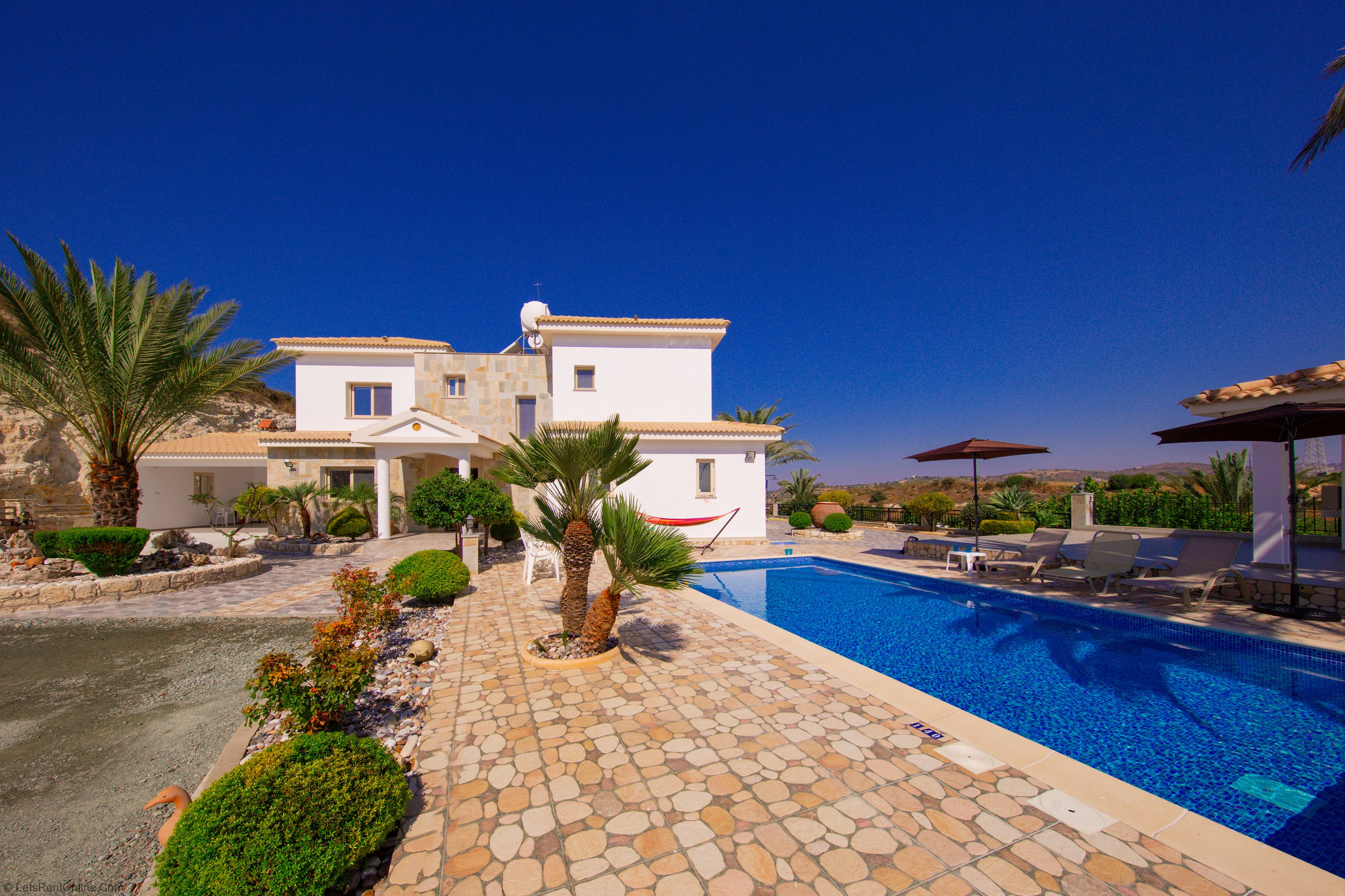 Paphos Kings Hill Villa