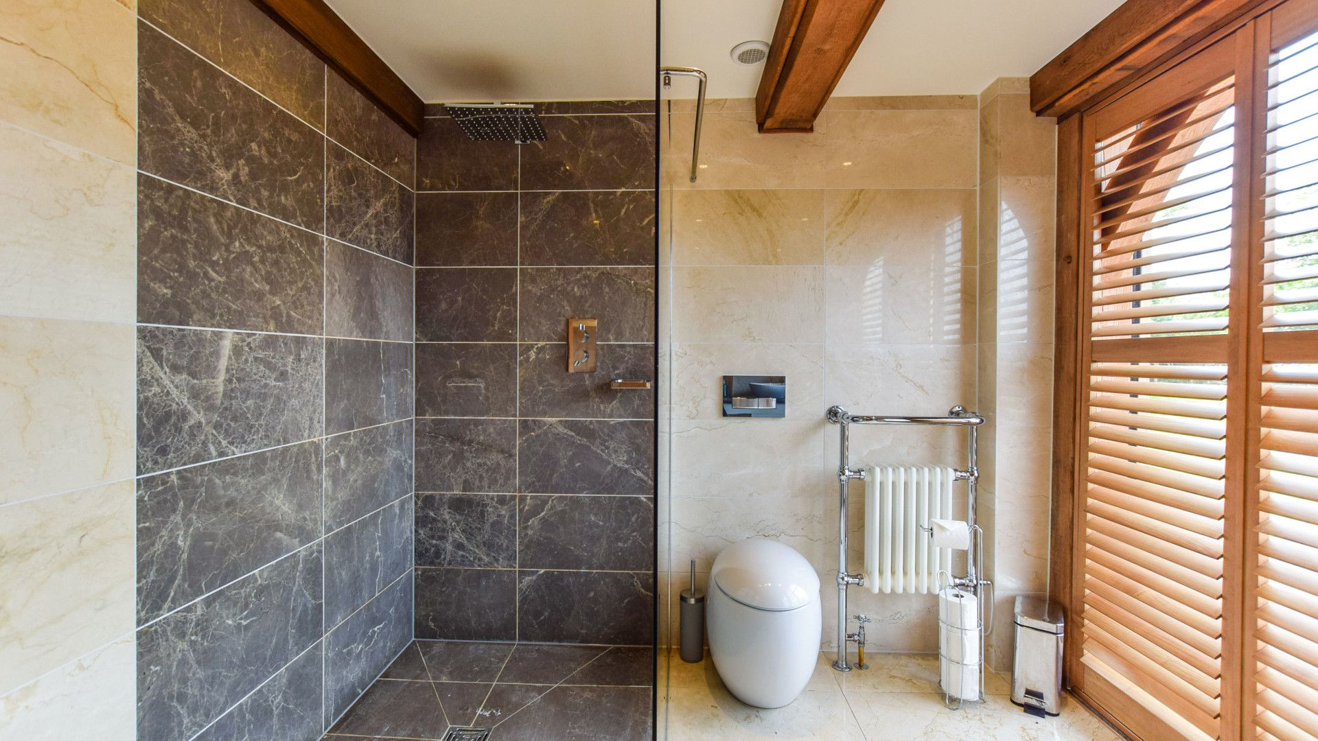 Family Shower Room, Old Oak House, Bolthole Retreats