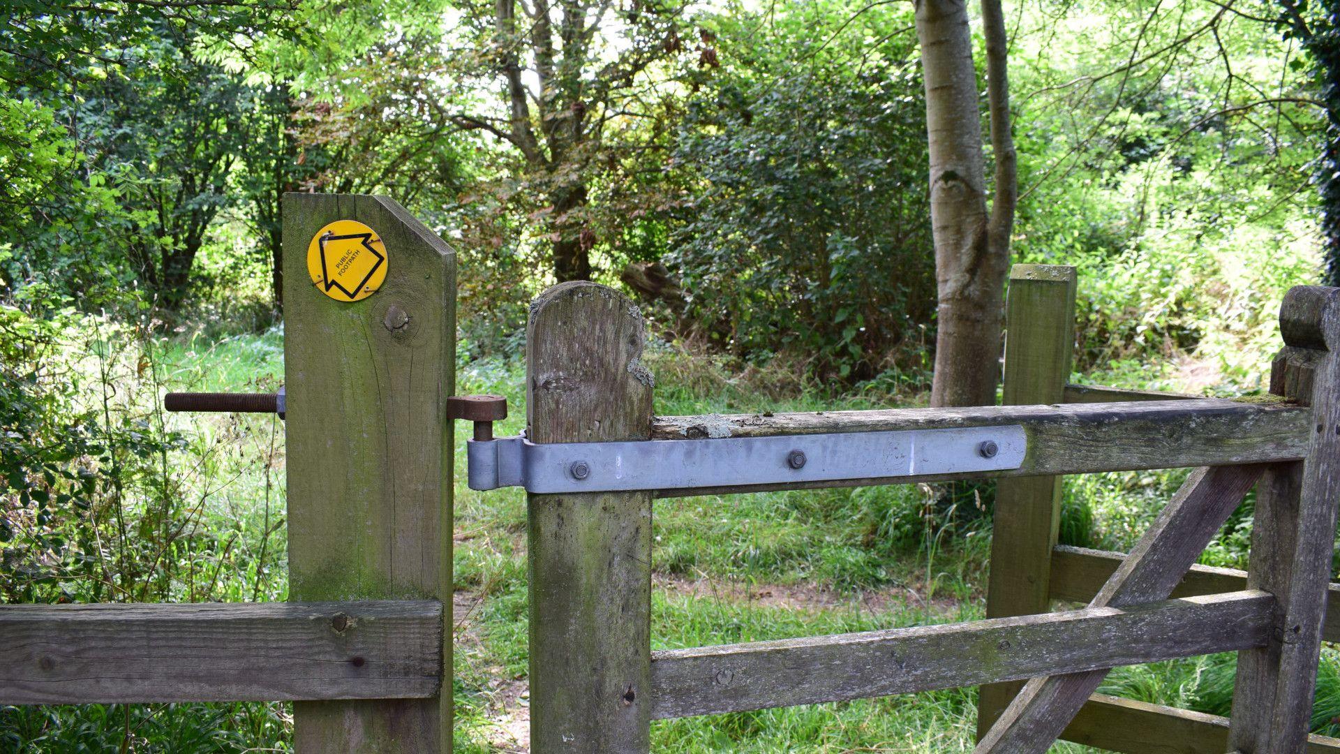 Local footpaths, Shepherds Hut at Avon Farm, Bolthole Retreats