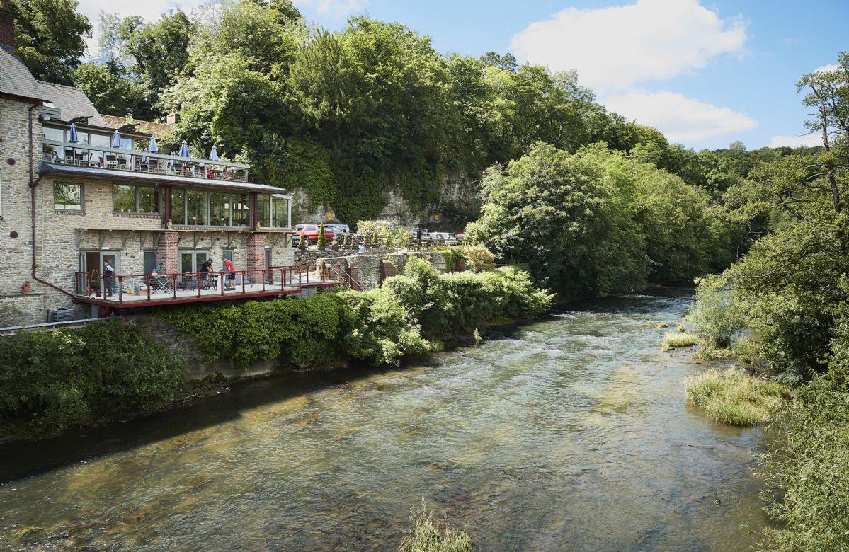 Take a riverside walk along the historic Bread Walk