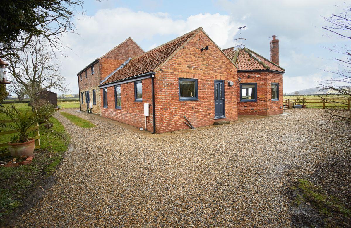 Riverside Farm Cottage, Yorkshire, England