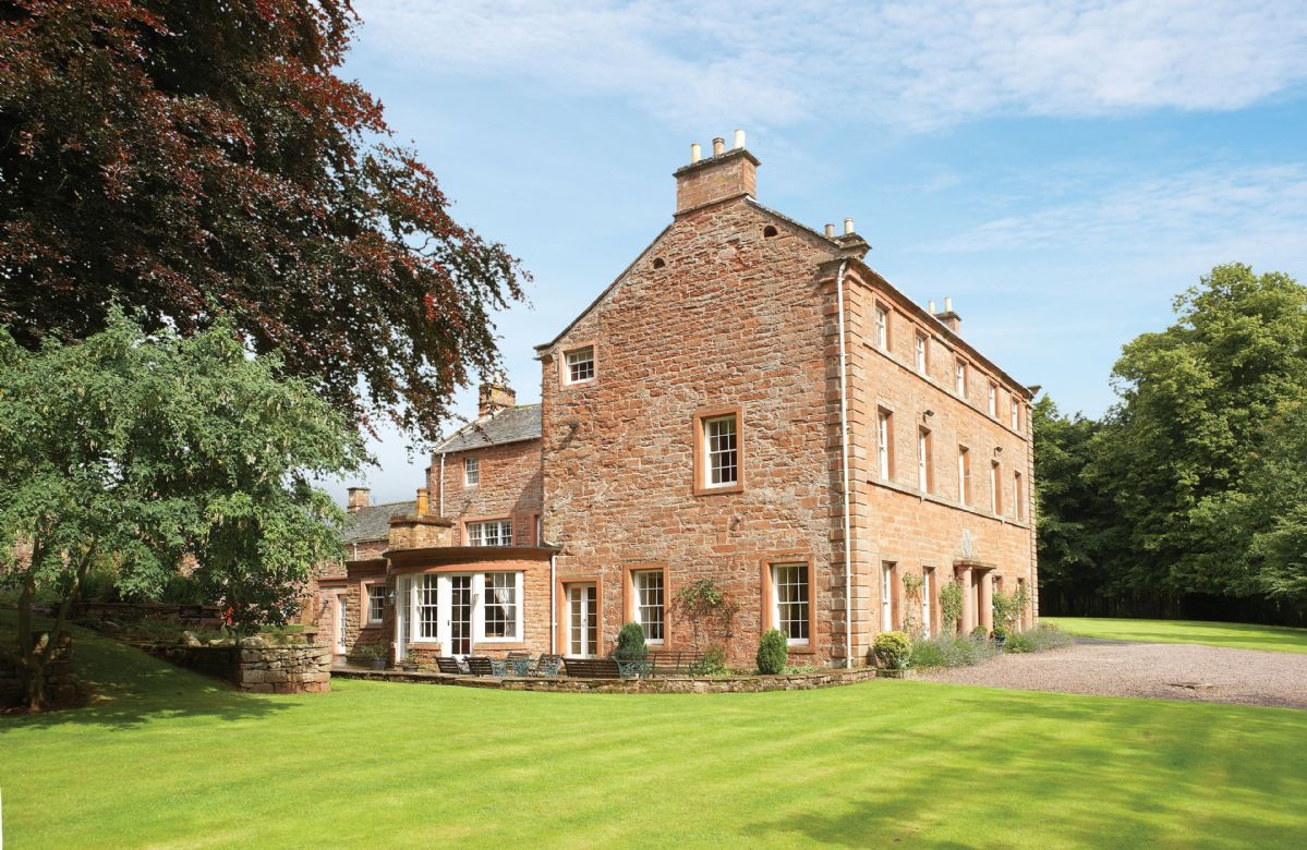 Melmerby Hall & Stag Cottage, Cumbria, England