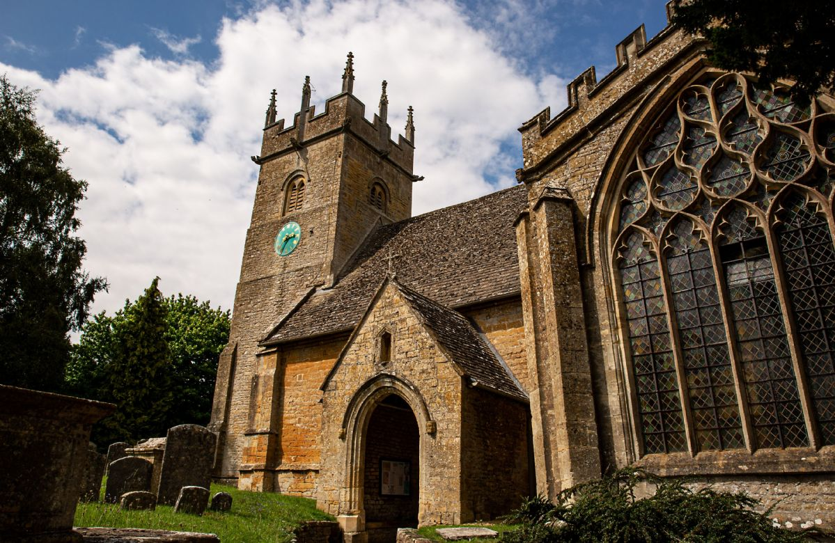 St James Church is a 12th century church situated in the heart of Longborough village