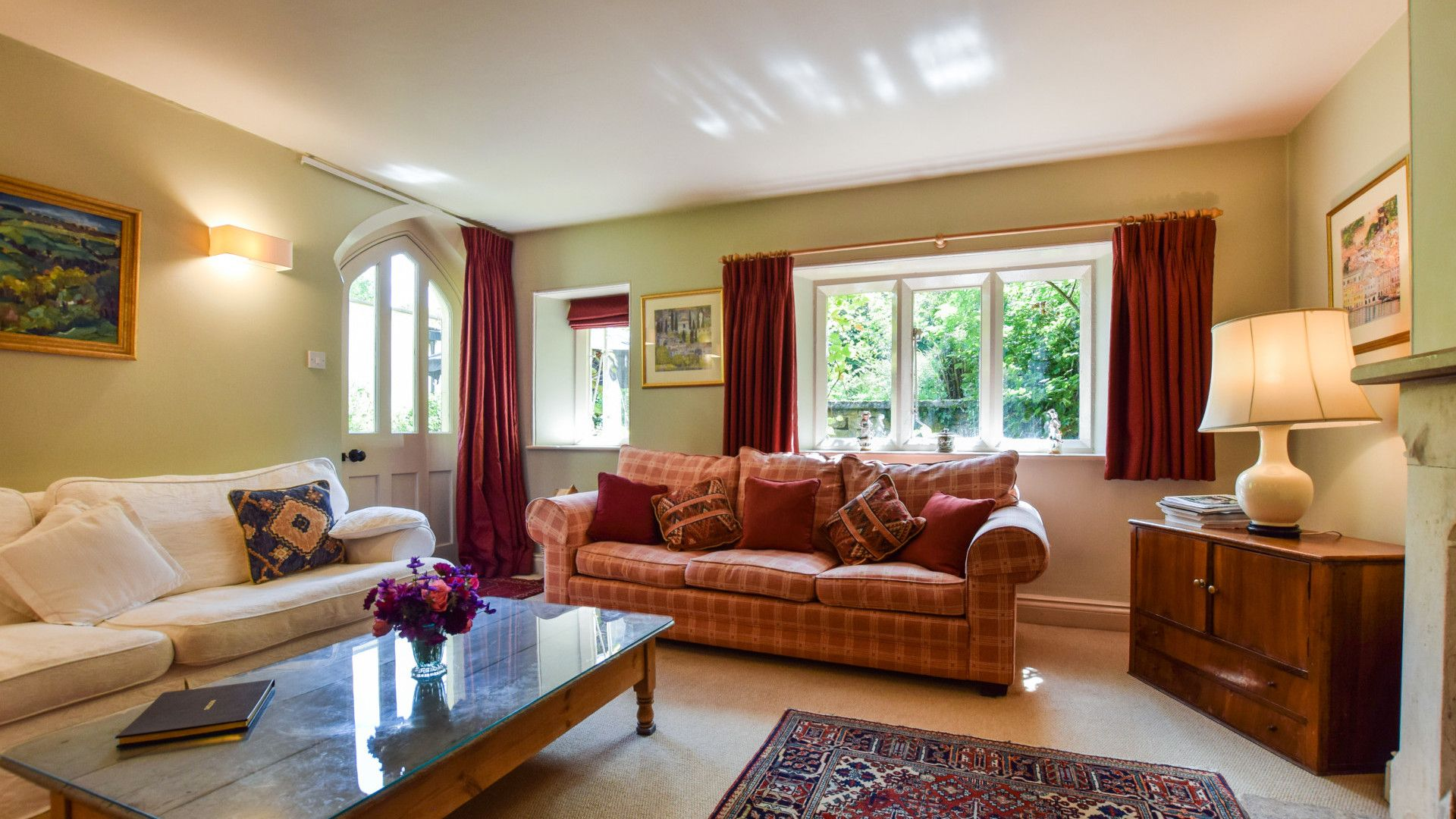 Sitting Room, Bellhouse, Bolthole Retreats
