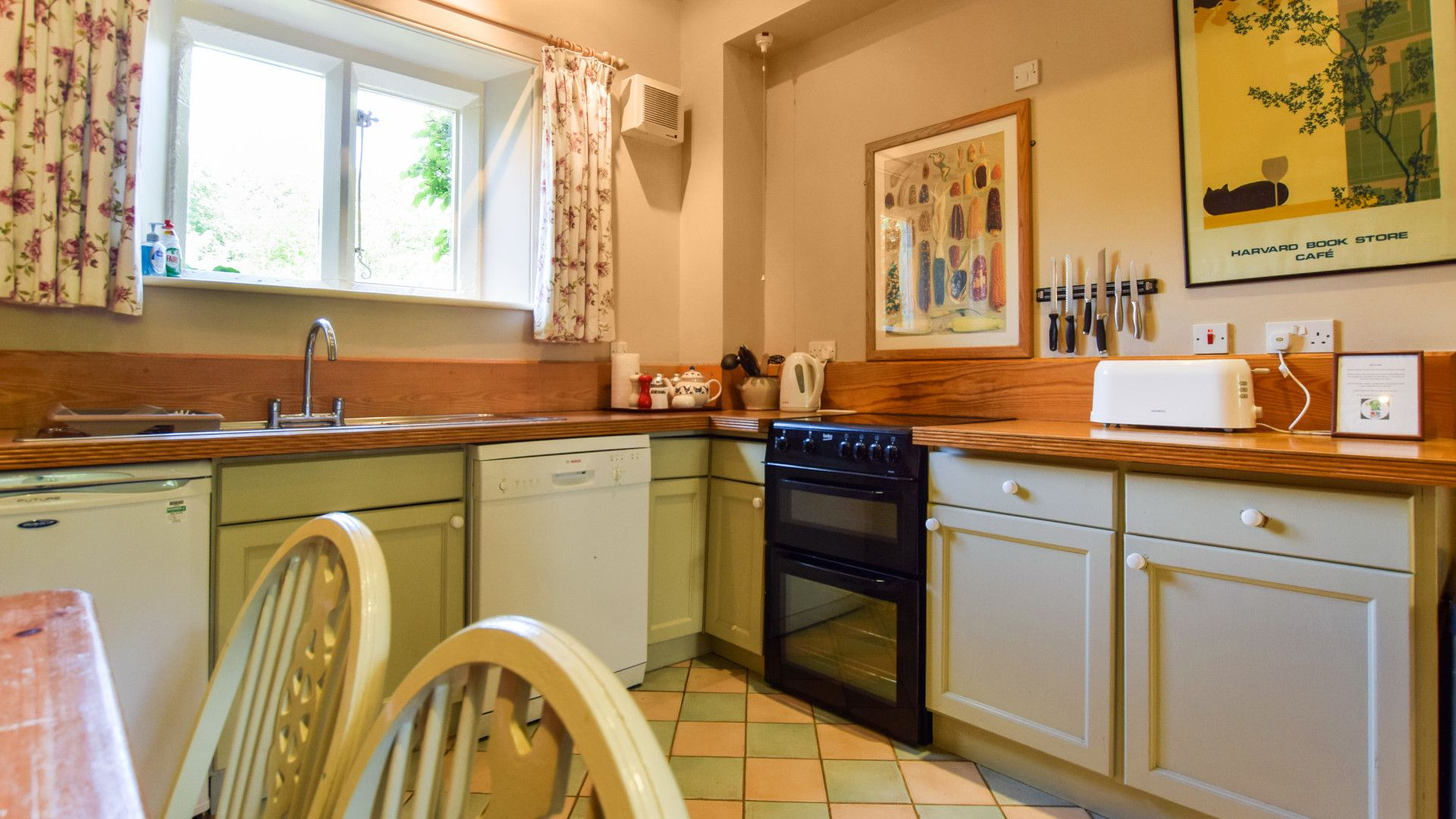 Kitchen, Bellhouse, Bolthole Retreats