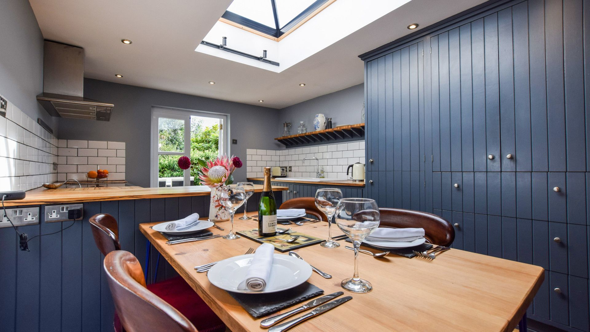 Kitchen-diner,  27 Horsefair, Bolthole Retreats