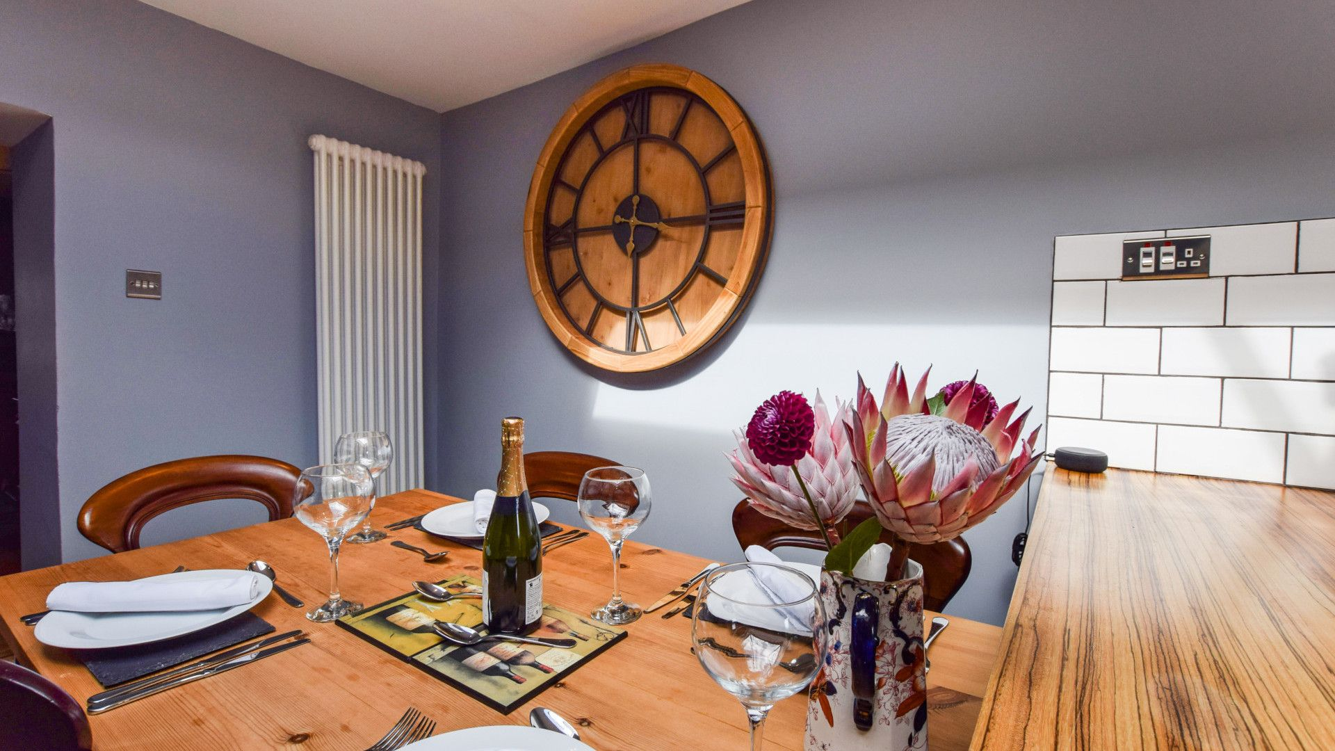 Dining area,  27 Horsefair, Bolthole Retreats