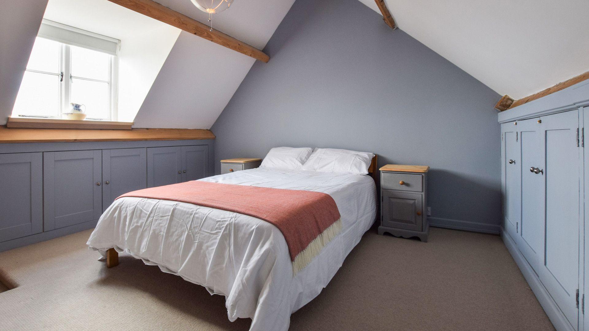 Bedroom 1,  27 Horsefair, Bolthole Retreats
