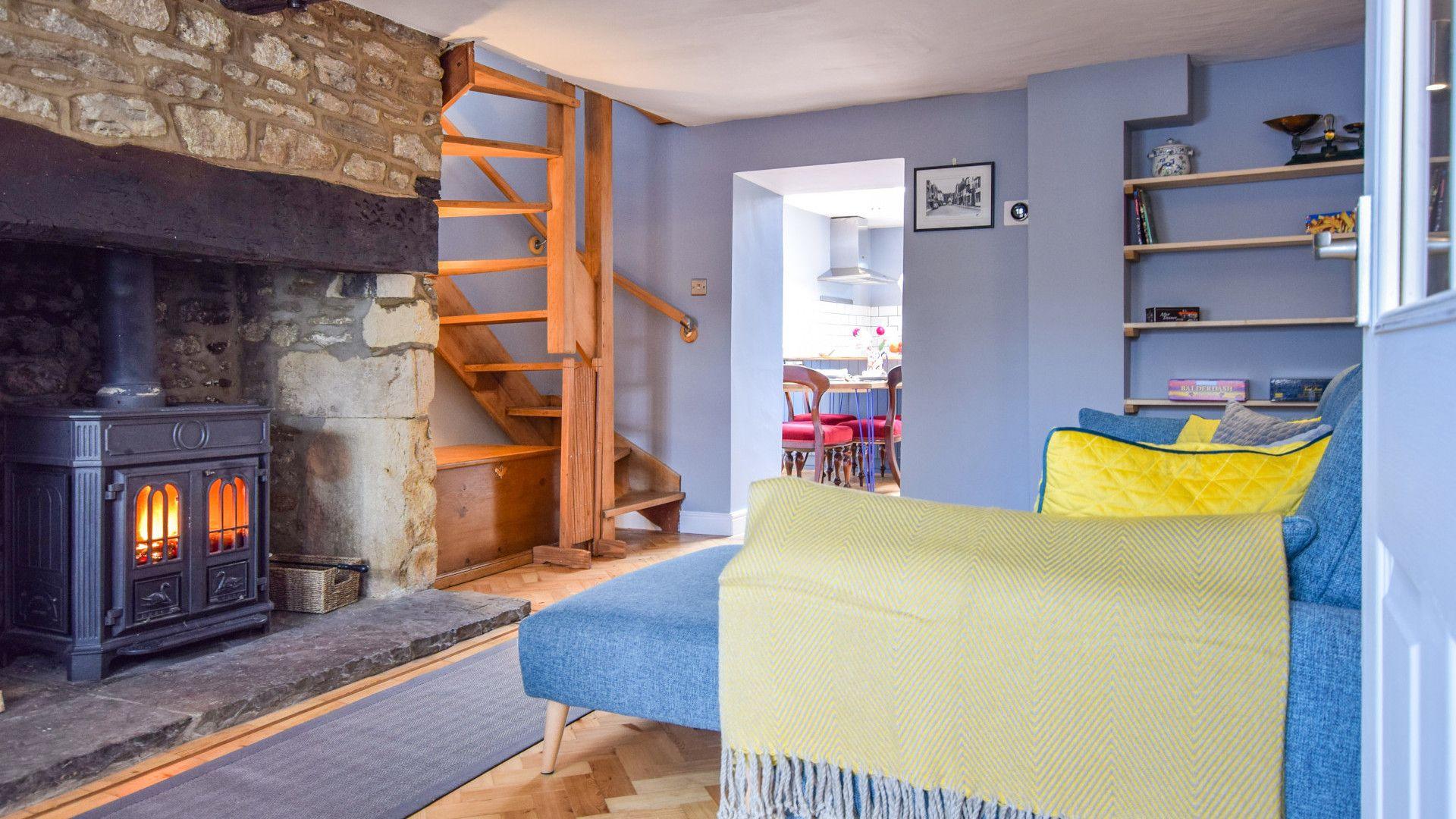 Sitting Room, 27 Horsefair, Bolthole Retreats