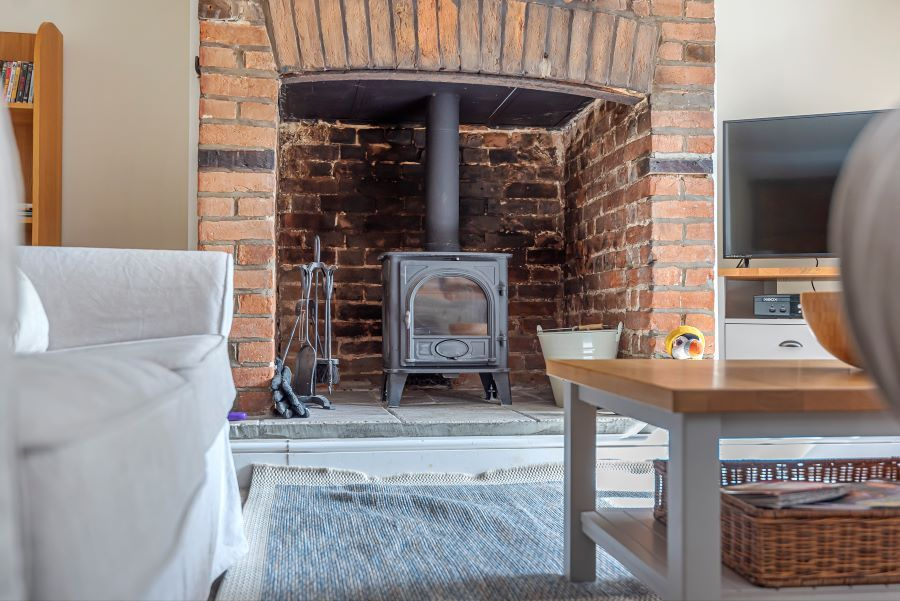 Mill View | Woodburner