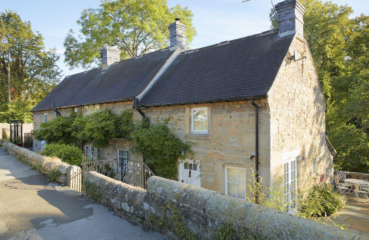 Bridge Foot Cottage, Derbyshire, England