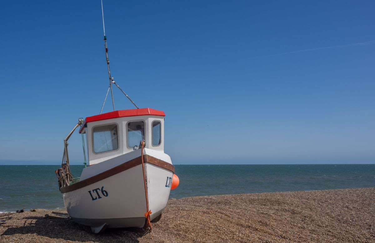 Aldeburgh Beach is an enjoyable day out