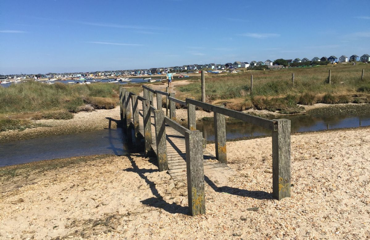 Only three miles away there are fabulous sandy beaches and coastal walks