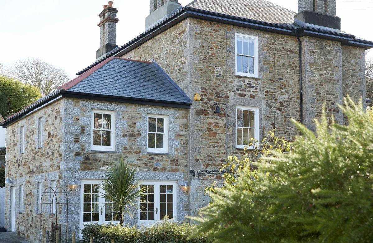 Rosevean House, Cornwall, England