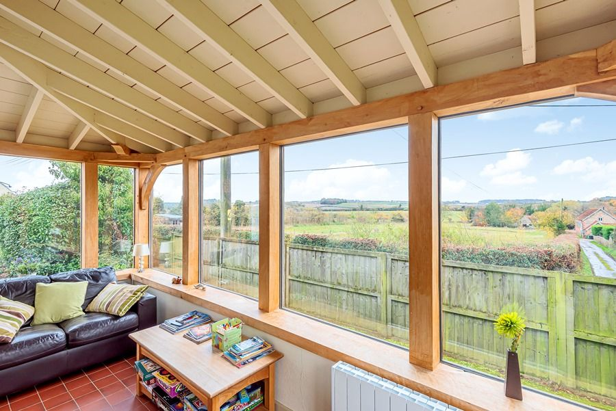 Hilltop | Garden room outlook