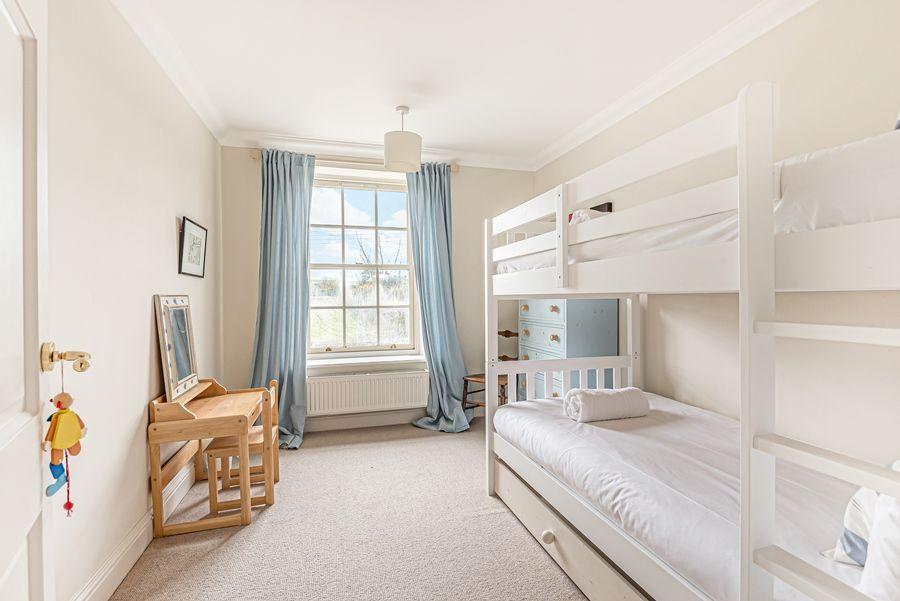 Sandpiper Cottage Titchwell | Bunk room 4