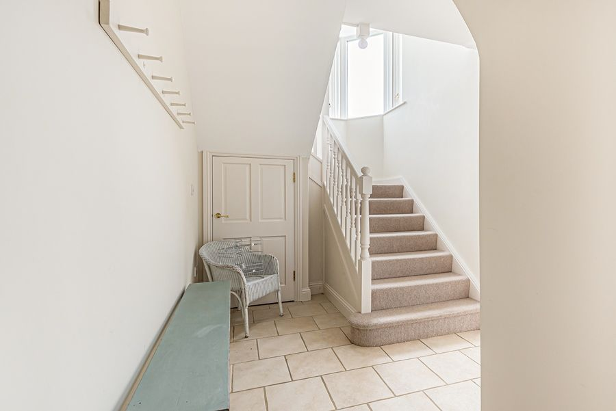 Sandpiper Cottage Titchwell | Staircase