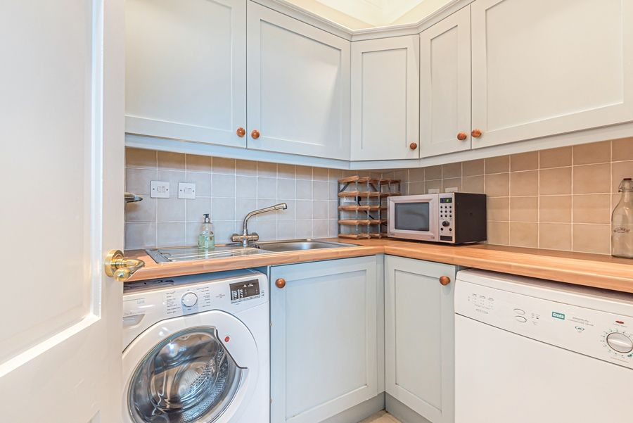 Sandpiper Cottage Titchwell | Utility