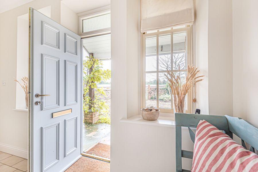 Sandpiper Cottage Titchwell | Entrance