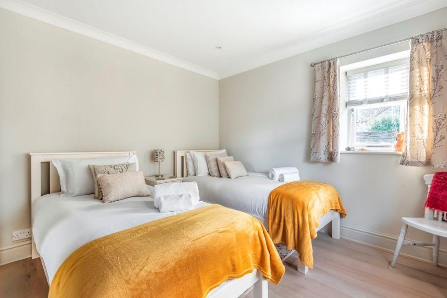 Flint Cottage, Beacon Hill | Bedroom 2