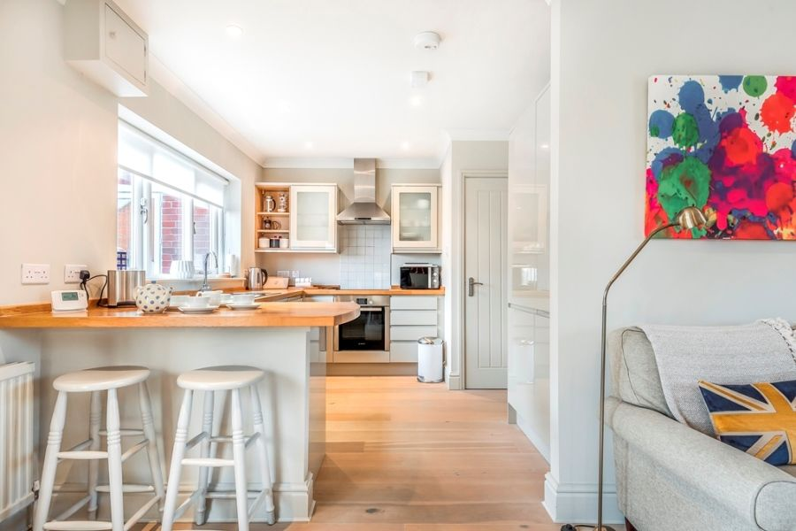 Flint Cottage, Beacon Hill | Kitchen