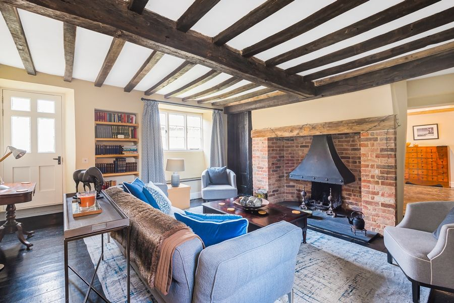 Dogger Inn with Attic | Sitting room