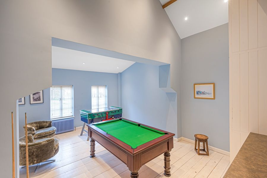 Dogger Inn with Attic | Games room