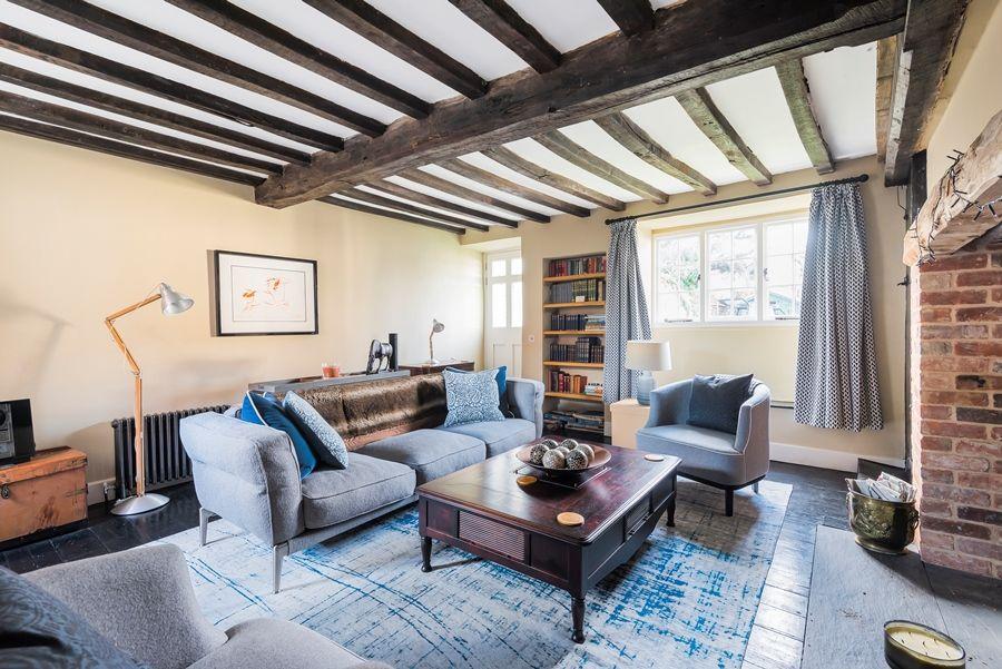 Dogger Inn with Attic | Sitting room