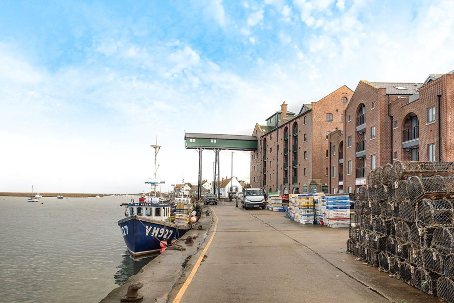 4 Pauls Maltings | Wells Quay