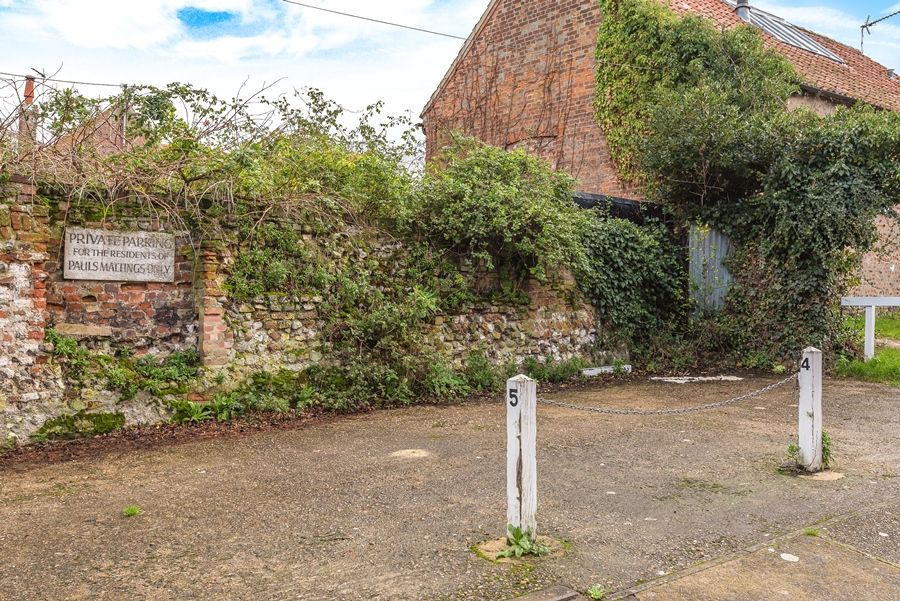 4 Pauls Maltings | Private parking space