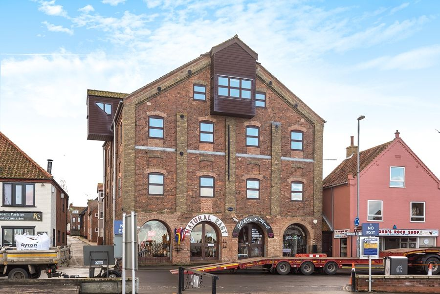 4 Pauls Maltings | Outside