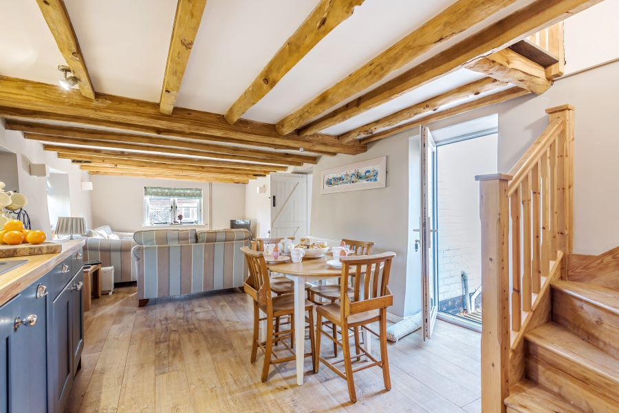 Pip Cottage | Kitchen/Dining