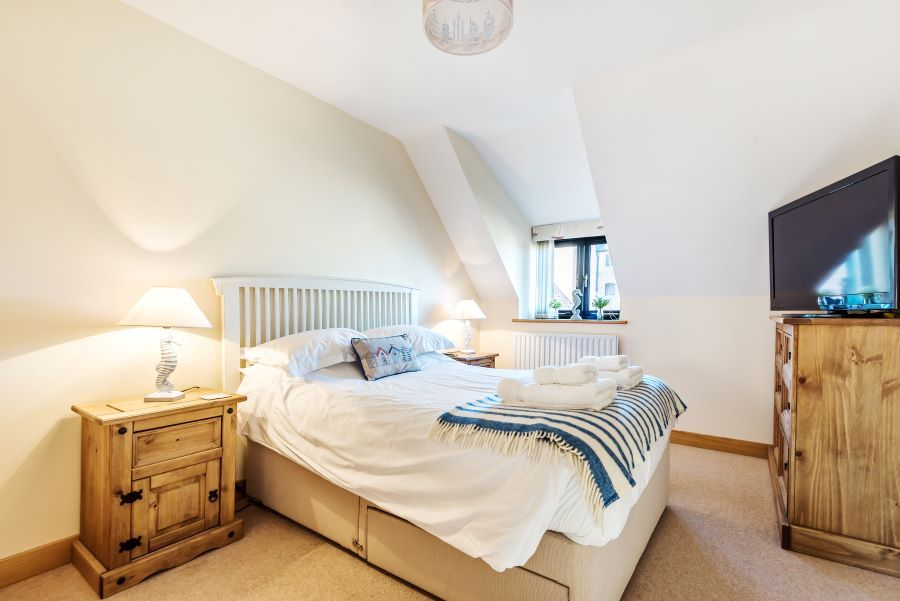 Harbour Cottage | Bedroom 2