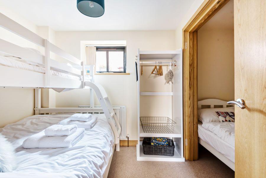 Harbour Cottage | Bedroom 3