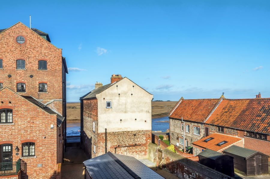 Harbour Cottage | Bedroom View
