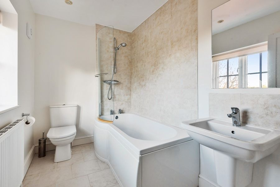 1 Waterhall Cottages | Bathroom