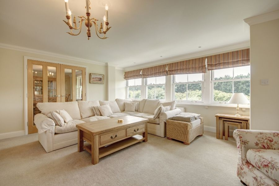 Commodores House 3 bedrooms | Sitting area