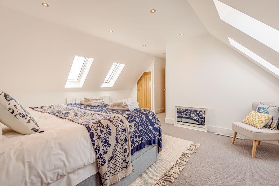 2 The Barns | Bedroom 1