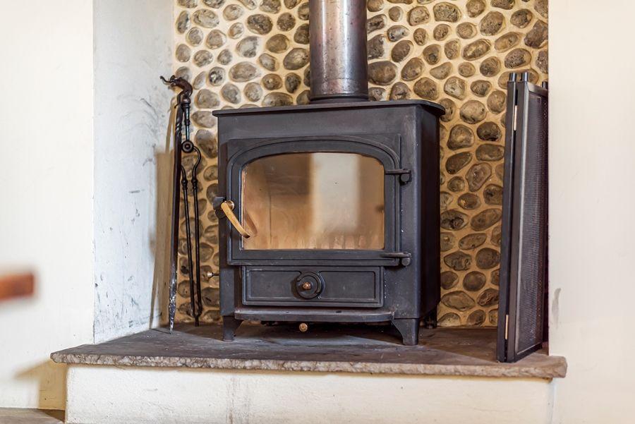 Oak Cottage | Woodburning stove