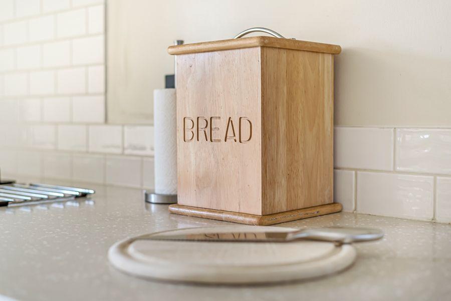 Oak Cottage | Bread bin!