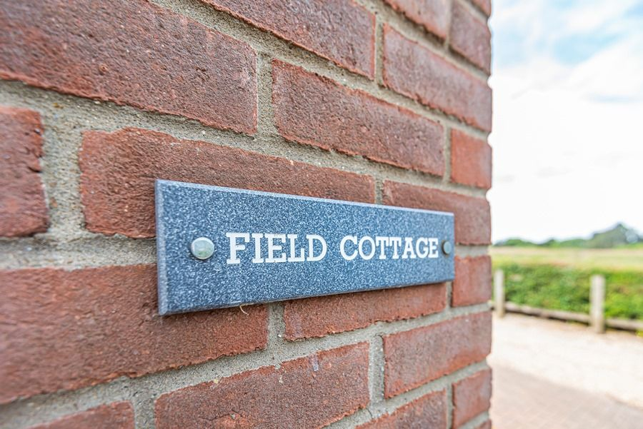 Field Cottage in Brancaster Staithe | Sign