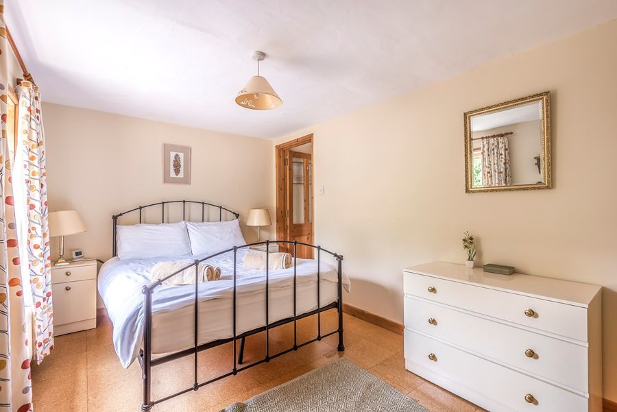 Western Cottage | Bedroom 1
