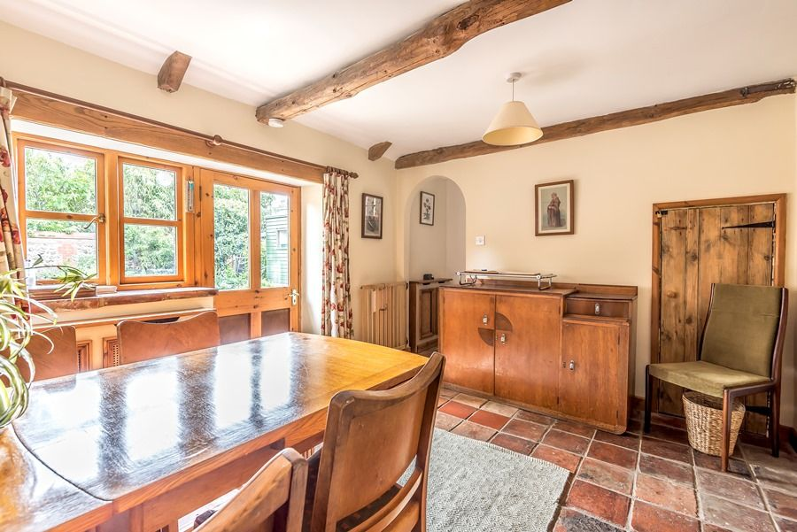 Western Cottage | Dining room