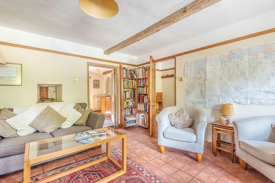 Western Cottage | Sitting room