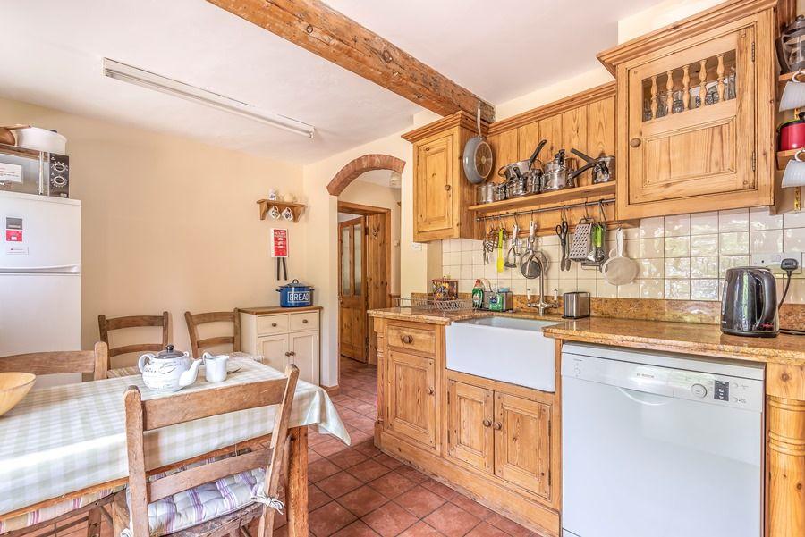 Western Cottage | Kitchen