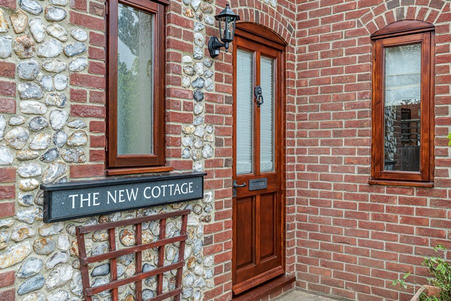 The New Cottage | Entrance